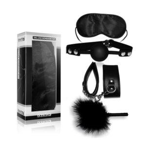 """Купить БДСМ-набор """"Deluxe Bondage Kit"""" – 1007 в интернет магазине интимных товаров JoyToy"""