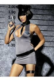 Купить Эротический костюм Police dress в интернет магазине интимных товаров JoyToy