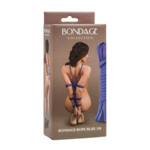Купить Веревка для шибари (сибари) – 1041-02 Bondage в интернет магазине интимных товаров JoyToy