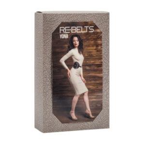 Купить Кожаный пояс Yona – Rebelts – 7715 в интернет магазине интимных товаров JoyToy