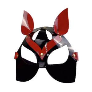 Купить Маска кошки Harness – 3189-12 в интернет магазине интимных товаров JoyToy