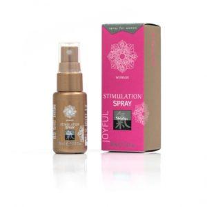 Купить Стимулирующий спрей для женщин 67301 Shiatsu в интернет магазине интимных товаров JoyToy