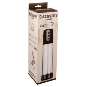 Купить Вакуумная помпа с электронасосом 6910-00 Discovery Surfer в интернет магазине интимных товаров JoyToy