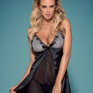 Купить Сексуальная сорочка и трусики Greylita в интернет магазине интимных товаров JoyToy