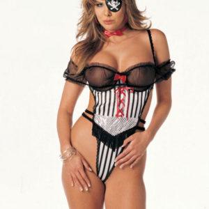 Купить Сексуальный костюм пиратки 6032 в интернет магазине интимных товаров JoyToy