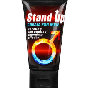 Купить Крем для мужчин 80006 Stand Up в интернет магазине интимных товаров JoyToy
