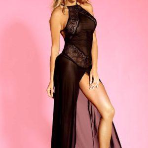 Купить Сексуальная сорочка и трусики 71159 в интернет магазине интимных товаров JoyToy
