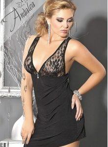 Купить Соблазнительное платье и трусики Liliane в интернет магазине интимных товаров JoyToy