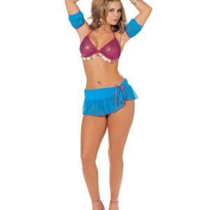 Купить Костюм соблазнительной танцовщицы 96207 в интернет магазине интимных товаров JoyToy