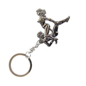 Купить Брелок-сувенир 8030 Fanny Sexy Keychain в интернет магазине интимных товаров JoyToy
