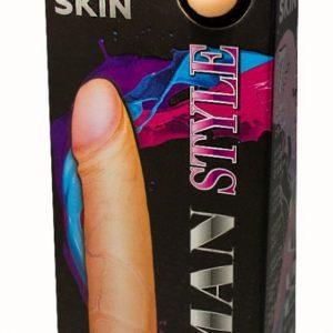Купить Реалистичный фаллоимитатор 618506 HUMAN STYLE в интернет магазине интимных товаров JoyToy