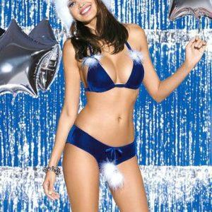 Купить Новогодний эротический комплект Snowflake в интернет магазине интимных товаров JoyToy