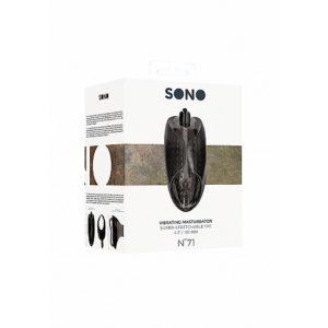 Купить Мастурбатор с вибрацией SH071 в интернет магазине интимных товаров JoyToy