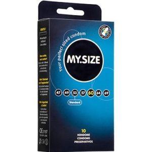 Купить Презервативы MY.SIZE в интернет магазине интимных товаров JoyToy