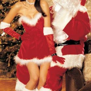 Купить Сексуальный новогодний костюм 7561 в интернет магазине интимных товаров JoyToy
