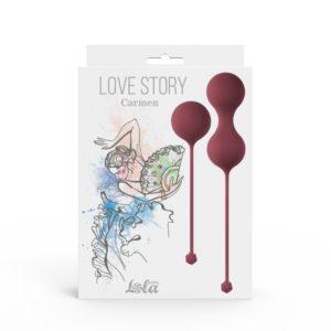 Купить Набор вагинальных шариков 3011-02 в интернет магазине интимных товаров JoyToy