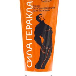 """Купить Возбуждающий крем для мужчин """"Сила Геракла"""" в интернет магазине интимных товаров JoyToy"""