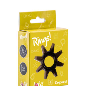 Купить Эрекционное кольцо 0114-91 в интернет магазине интимных товаров JoyToy