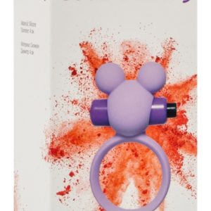 Купить Эрекционное виброкольцо 4005-01 в интернет магазине интимных товаров JoyToy