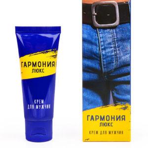 """Купить Крем-пролонгатор для мужчин """"Гармония"""" в интернет магазине интимных товаров JoyToy"""