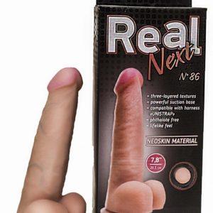 Купить Реалистичный фаллоимитатор 568603 REAL NEXT в интернет магазине интимных товаров JoyToy