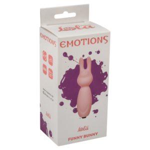 Купить Мини-вибратор 4007-02 в интернет магазине интимных товаров JoyToy