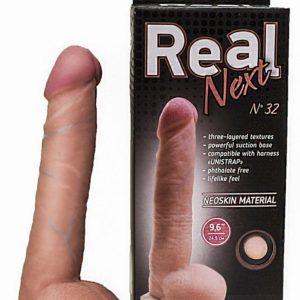 Купить Реалистичный фаллоимитатор 563203 REAL NEXT в интернет магазине интимных товаров JoyToy