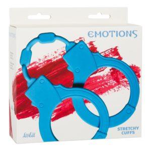 Купить Силиконовые наручники 4008-03 в интернет магазине интимных товаров JoyToy